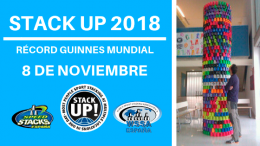 STACK UP 2018