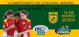 V Campeonato de stacking Madrid 2020