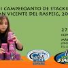 VII CAMPEONATO SAN VICENTE DEL RASPEIG 2018